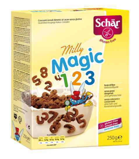 Bilde av DrSchär Milly Magic 1-2-3.