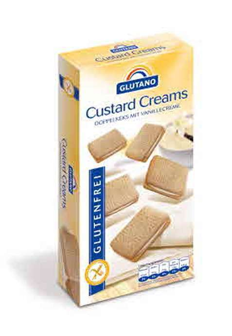 Bilde av Glutano Custard Creams.