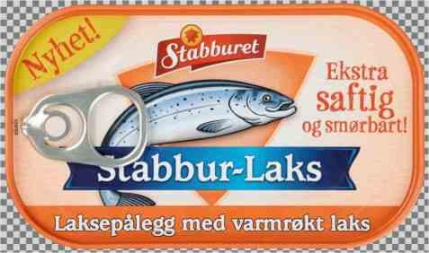 Bilde av Stabbur laks 90g.