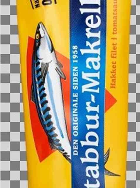 Bilde av Stabbur makrell tube 185 gr.