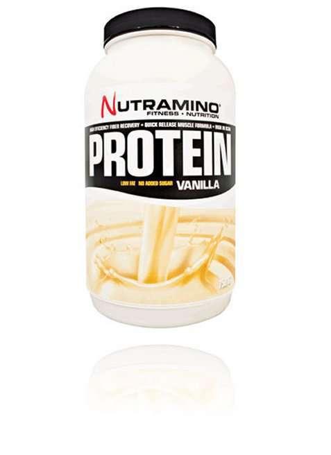 Bilde av Nutramino Whey Protein Vanilla 750g.