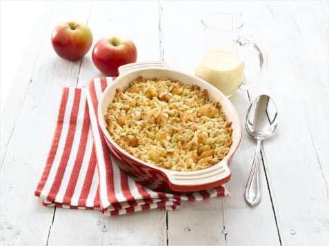 Bilde av Stabburet eplepai kokkeklar.