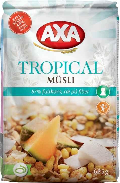 Bilde av Axa Tropical Musli.