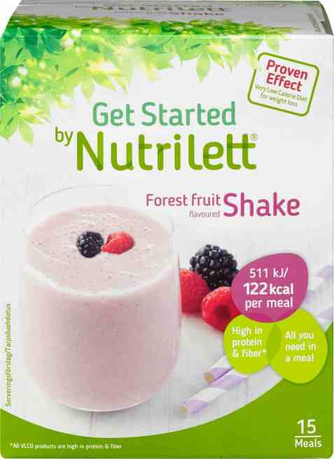 nutrilett forest fruit