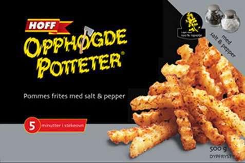 Bilde av Hoff Opphøgde Potteter med salt og pepper.