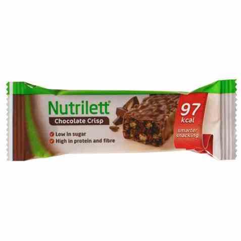 Bilde av Nutrilett bar Chocolate Crisp.