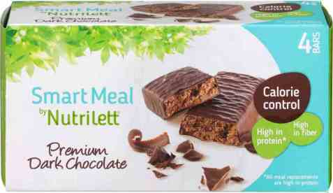 Bilde av Nutrilett Bar premium Dark Chocolate.