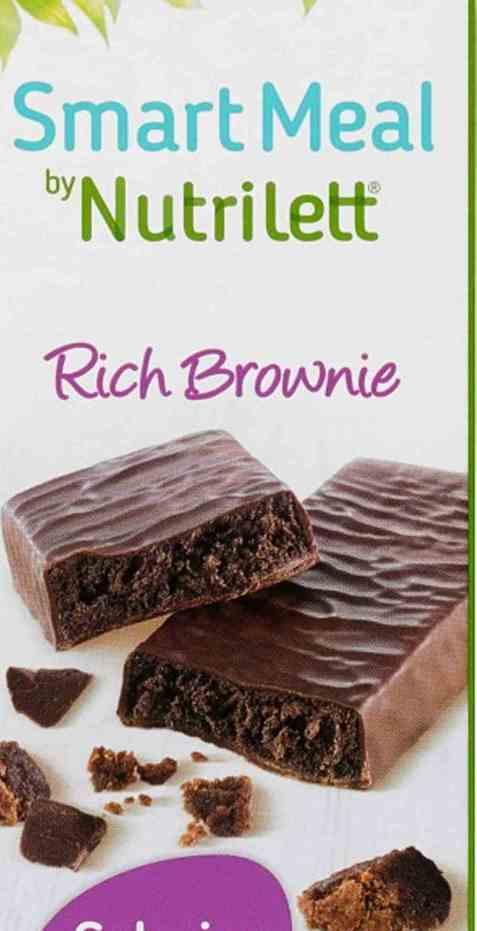 Bilde av Nutrilett bar rich brownie.