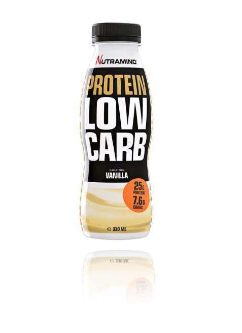 Bilde av Nutramino Protein Low Carb Shake Vanilla 330 ml.