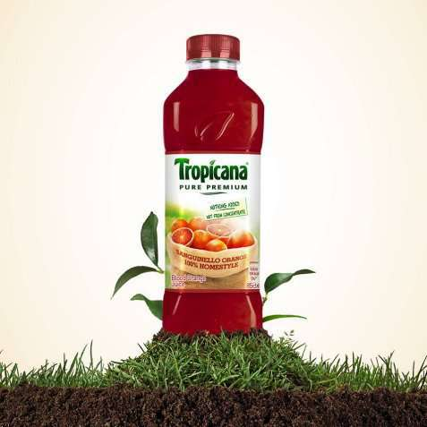 Bilde av Tropicana Sanguinello Homestyle.