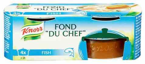 Bilde av Knorr fond du chef fisk konsentrat.