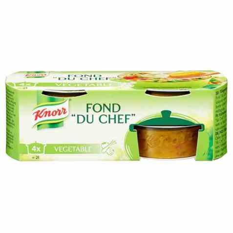 Bilde av Knorr fond du chef grønnsaker konsentrat.