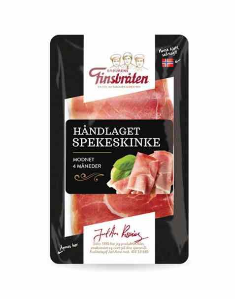 Bilde av Finsbråten spekeskinke 100g.