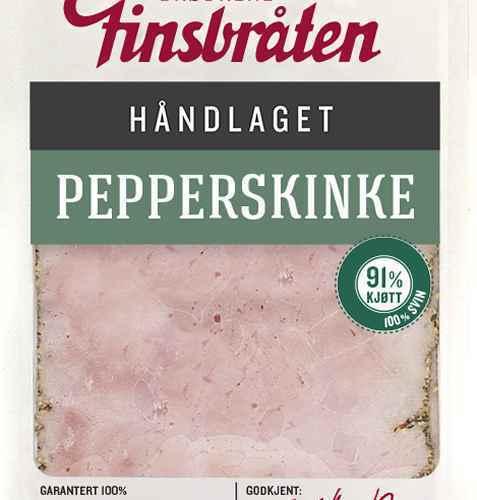 Bilde av Finsbråten pepperskinke håndlaget.