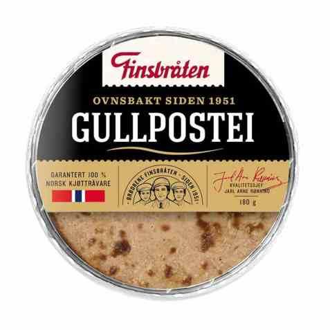 Bilde av Finsbråten gullpostei.