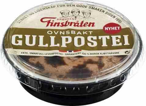 Bilde av Finsbråten ovnsbakt postei.
