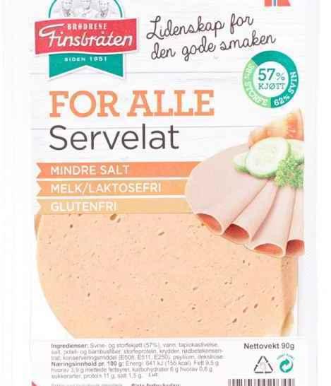 Bilde av Finsbråten for alle servelat.