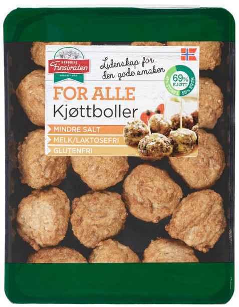 Bilde av Finsbråten for alle kjøttboller.