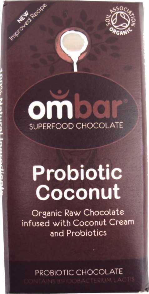 Bilde av Ombar Probiotic Coconut.