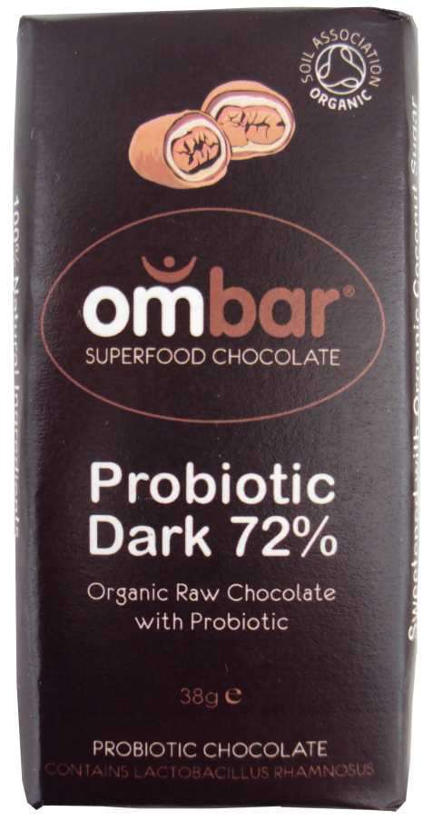 Bilde av Ombar Probiotic Dark.