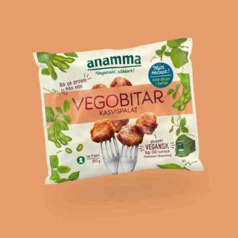 Bilde av Anamma Vegobiter vegan.