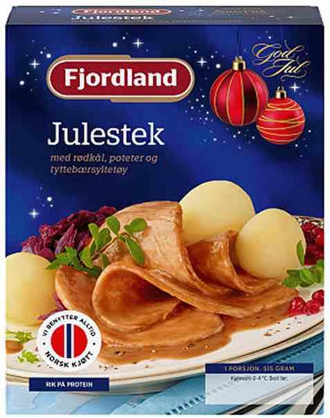 Bilde av Fjordland julestek.