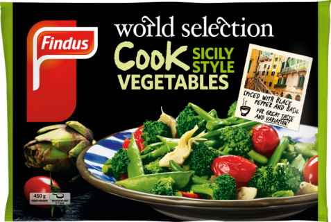 Bilde av Findus World Selection Cook Sicily Style.