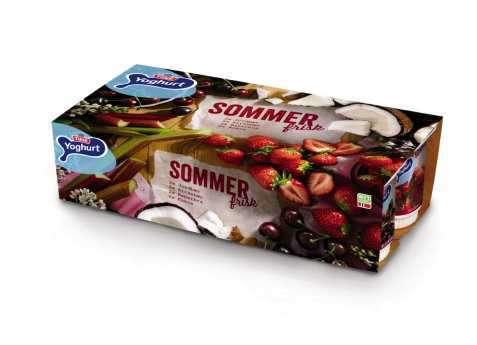 Bilde av TINE Yoghurt Sommerfrisk kirsebær.