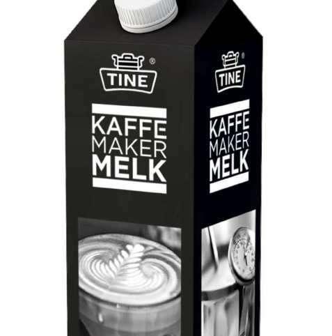 Bilde av Tine kaffemakermelk.