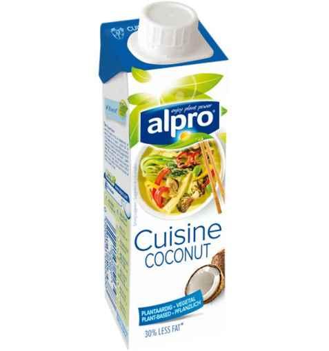 Bilde av Alpro kokos Alternativ til matfløte.