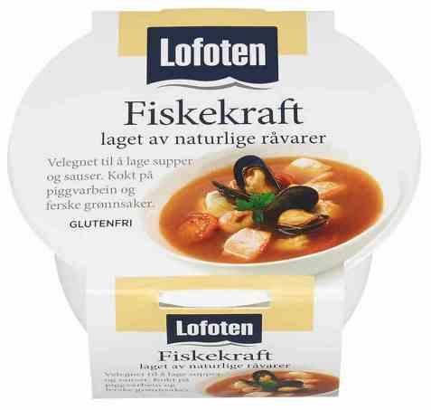 Bilde av Lofoten fiskekraft.