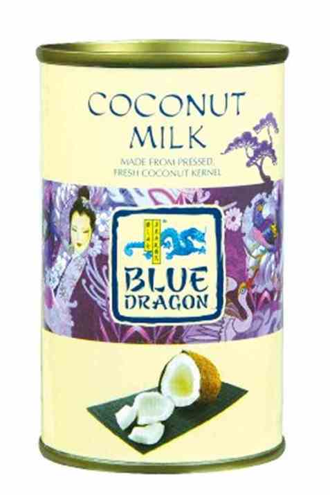 Bilde av Blue Dragon kokosmelk Mini.
