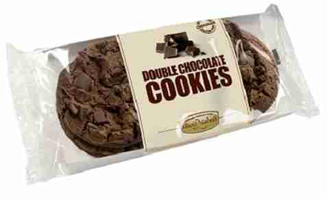 Bilde av Aunt Mabel double chocolate cookie.