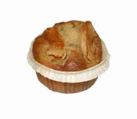Bilde av Aunt Mabel bake off apple cinnamon muffins.