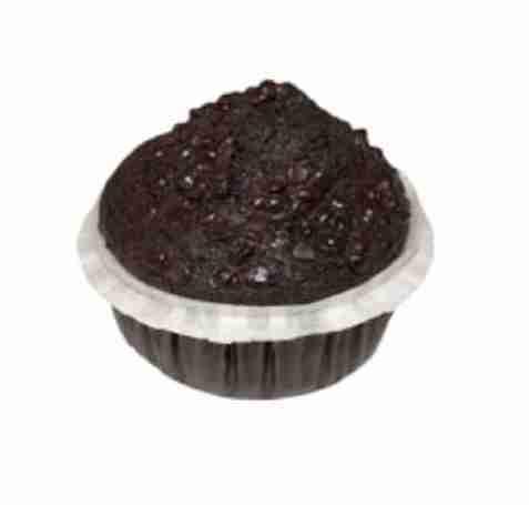 Bilde av Aunt Mabel bake off chocolate muffins.