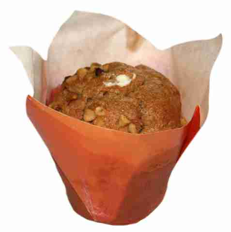 Bilde av Aunt Mabel premium tulip carrot muffins.