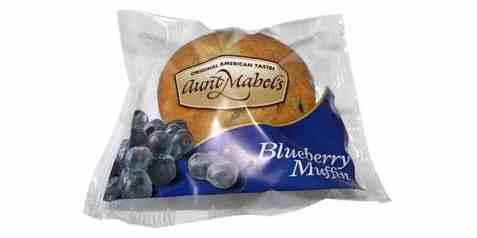 Bilde av Aunt Mabel blueberry mini muffins 35g.