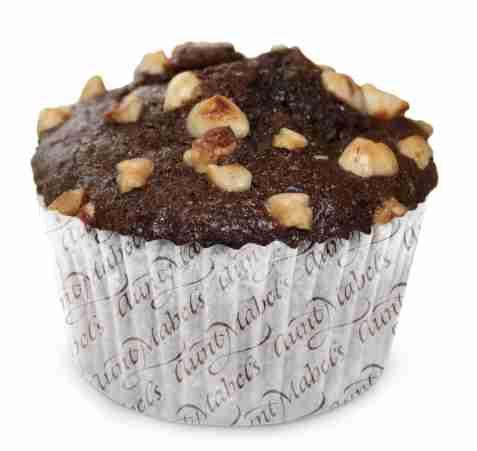 Bilde av Aunt Mabel snack bites chocolate hazelnut.