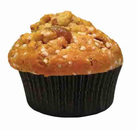 Bilde av Aunt Mabel apple and cinnamon muffin 160g.