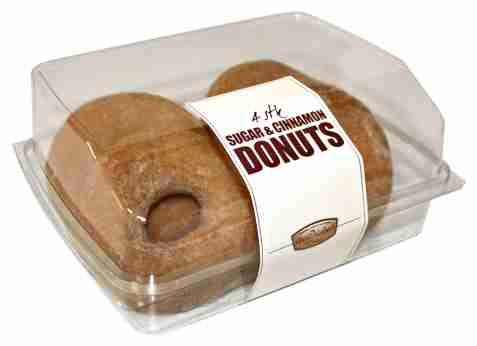 Bilde av Aunt Mabel sugar and cinnamon donut.
