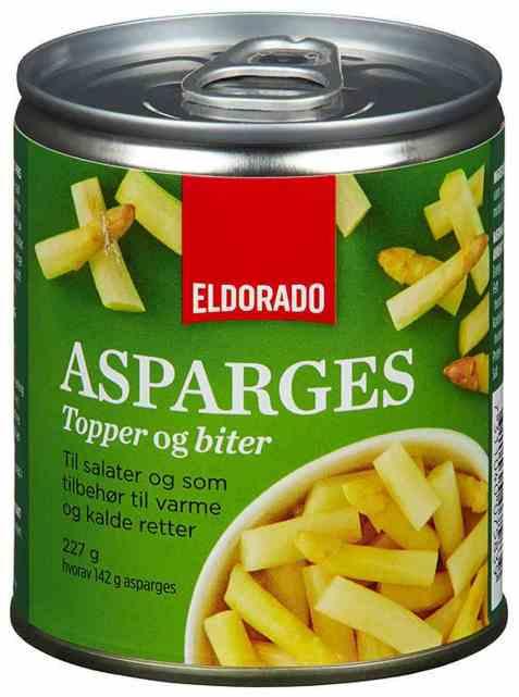 Bilde av Eldorado asparges topper & biter.
