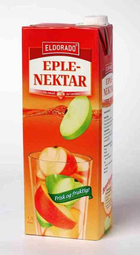 Bilde av Eldorado eplenektar.