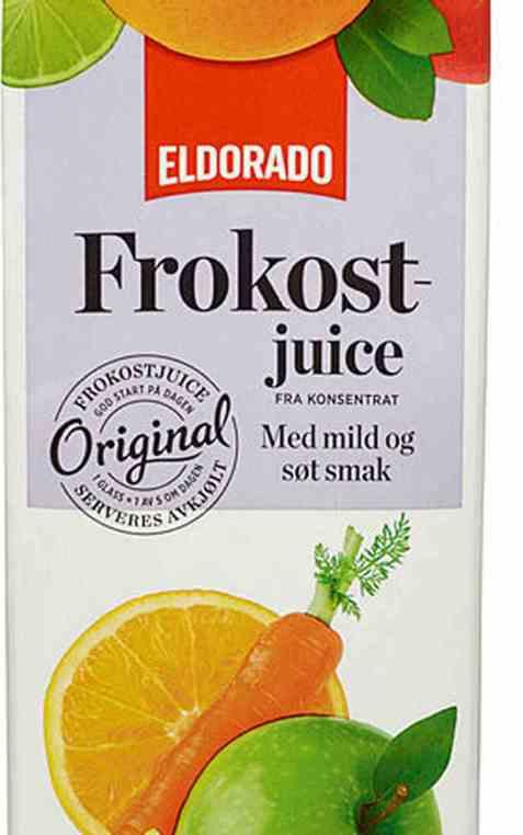 Bilde av Eldorado frokostjuice.