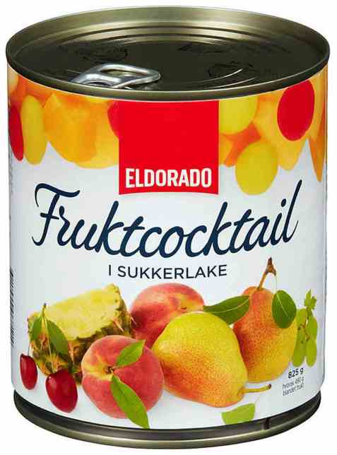 Bilde av Eldorado fruktcocktail.