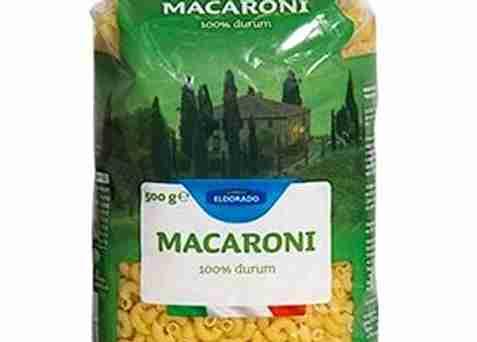 Bilde av Eldorado macaroni Eldorado 500g.