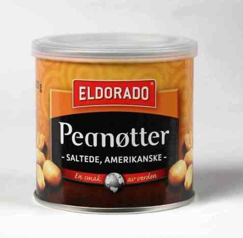 Bilde av Eldorado peanøtter 100g.
