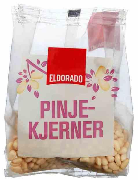 Bilde av Eldorado pinjekjerner.
