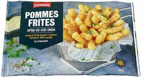 Bilde av Eldorado pommes frites.
