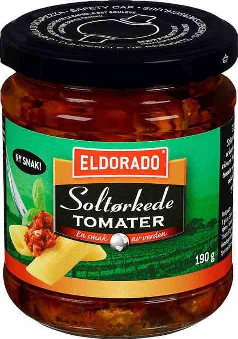 Bilde av Eldorado soltørkede tomater.