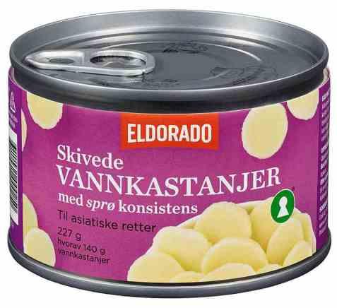 Bilde av Eldorado vannkastanjer.